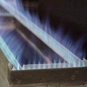 Gas-Flächenbrenner