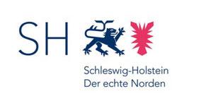Logo vom Land Schleswig-Holstein: Der echte Norden
