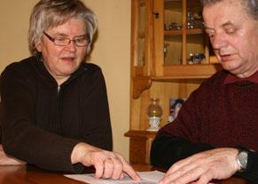Hausaufgaben in der Logopädie sind bei Angela Köstel-Hegeler üblich