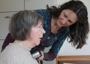 Dysarthrie Krankheit Sprachstörung bei Erwachsenen, eingeschränkte Beweglichkeit von Lippen und Zunge, undeutliche Aussprache, Praxis für Logopädie