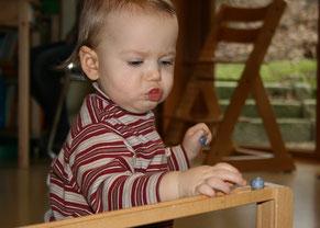 Sprechen spielend lernen. Sprachanbahnung bei Kindern