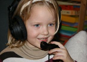 Hören, Steigerung der Konzentrationsfähigkeit bei Kindern