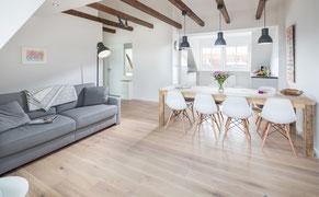 Übersicht Ferienwohnungen auf Norderney, hier: Loft E im Strandloft 2