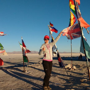Salar de Uyuni with Equatours