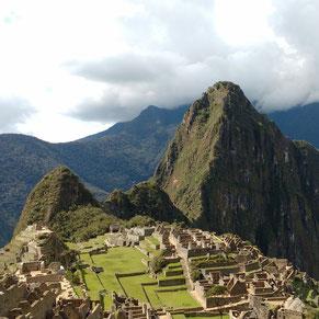 Machu Picchu Stätte