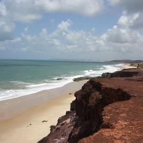 Nordosten von Brasilien