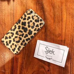 Contact opnemen met Sjiek Lienden. Telefoon en stempelkaart
