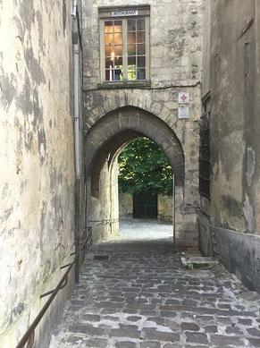 Porte des Chenizelles