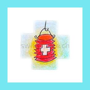 Beispiel kreative Webseite Swissness