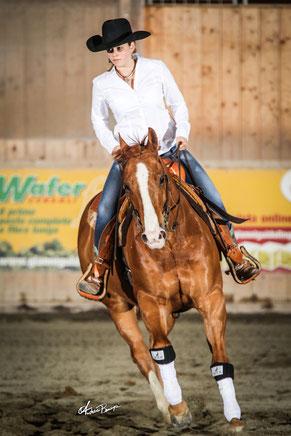 Röll Anna - Novice Rider 2 mani
