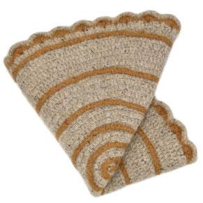 Gefilzter Teppich NATURAL; 66 cm; € 90