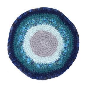 Gefilztes Sitzkissen OCEAN; 39 cm; € 39