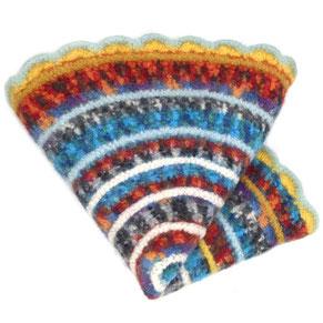 Gefilzter Teppich KUNDALINI-min; 60 cm; € 90