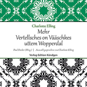 CD – Mehr Vertellsches gelesen