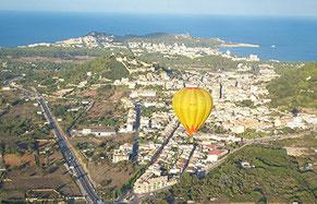 Viaje en globo en Mallorca Son Amoixa Vell