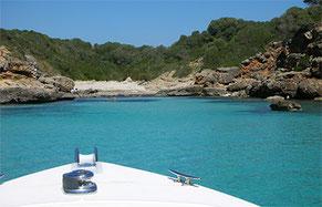 Bootsverleih auf Mallorca Son Amoixa Vell