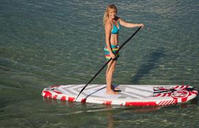 Stand up paddling Mallorca Son Amoixa Vell