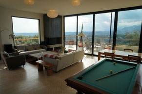 maison contemporaine Villa moderne nice cote d'azur