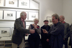 Exhibition's opening © Benjamin Ochse/VG Bild-Kunst