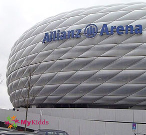 Fußballstadion Allianz Arena