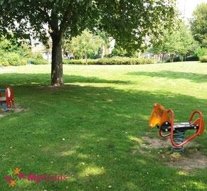 Wipptiere im Stadtgarten Pulheim