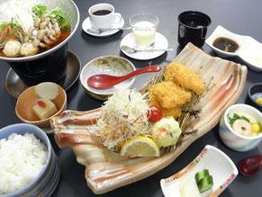 ヒレかつ御膳 1,500円(税別)