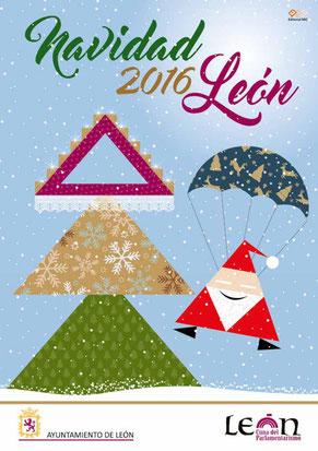 Programa de la Navidad en León