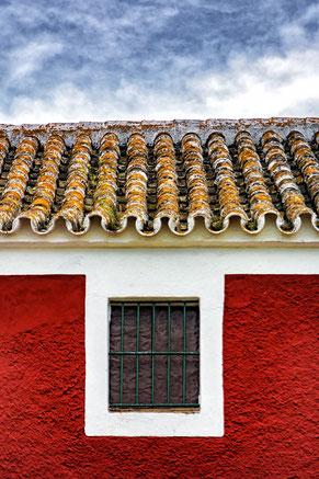 Mateo Brigande,La galerie de Mateo, Architecture, urbanisme, maison, bâtiment, immeuble, église, clocher, ruelle,
