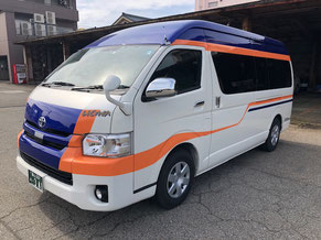 ジャンボタクシーDX(9人乗)
