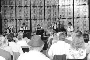 Konzertaufnahme in der Ziegelei