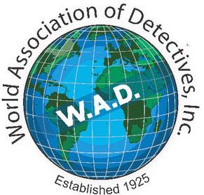 世界探偵協会 W.A.D World Association of Detectives