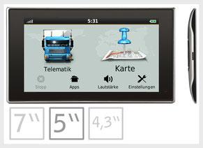 Mobile Zeiterfassung mit Navigation