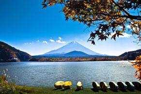 Mont-Fuji à Hakone