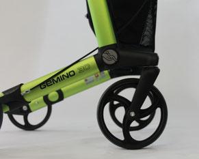 Leichtgewicht-Rollator Komfort