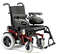 Elektro Rollstuhl mit Luftreifen
