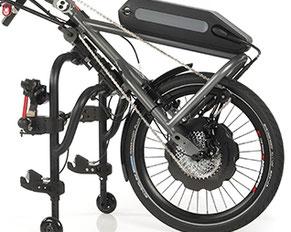 Akkus für Handbikes und Rollstühle