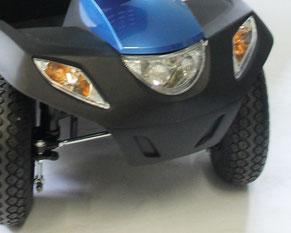 Elektromobilität mit Scooter
