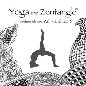 Blog über Yoga und Zentangle