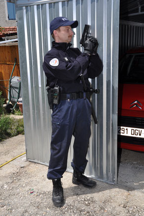 Policier ( depuis 2000 )