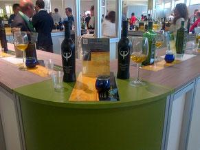Sala de Catas aceite de oliva virgen extra Tierras de Tavara Premium