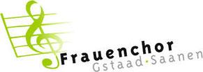 Logo Frauenchor Gstaad-Saanen