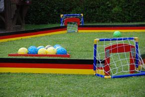 Fussball Billiard Fussballbilliard mieten Eventmodule Verleih Frankfurt Hessen Wiesbaden Event mieten Idee