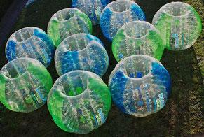 Bubble Soccer Bumper Ball Bubblefootball in Frankfurt Firmenevent planen