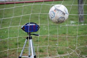 Speedmessung mieten Frankfurt Schussgeschwindigkeitsmessung Speedcheck Verleih Fussball Radar Eventmodule Verleih