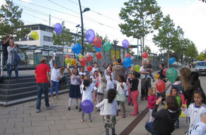 Kinderanimation mieten Verleih ideen Frankfurt Betriebsfest Firmenevent