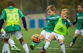 Fußballtag für Kinder Fußball Tag mit Sandra Minnert mieten Verleih Eventmodule