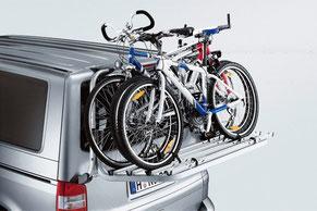 Volkswagen California Ocean Camper Fahrradträger