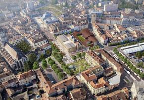 Bourg-en-Bresse - Ain -01- Pélerinage bien-être