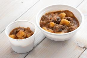 Carne de Panela(牛肉のトマトソース煮込み)
