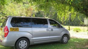 Servicio de Transporte entre Arenal y Monteverde